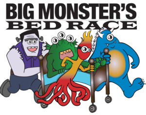 Big Monster's Bed Race