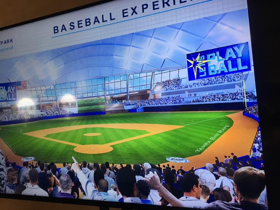 Rays 2020 Retractable Glass