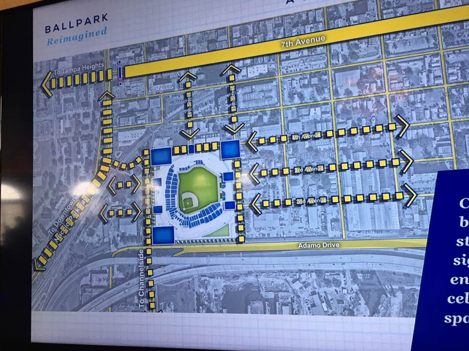 Rays2020 Road Access